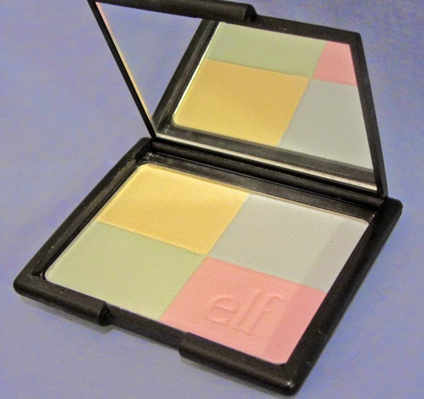 ELF Tone Correcting Powder Inside