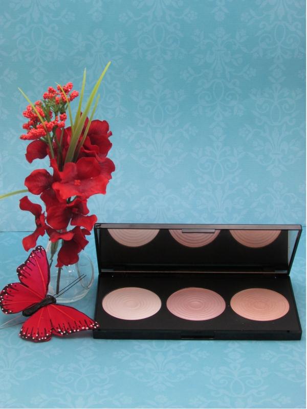Makeup Revolution Beyond Radiance Palette