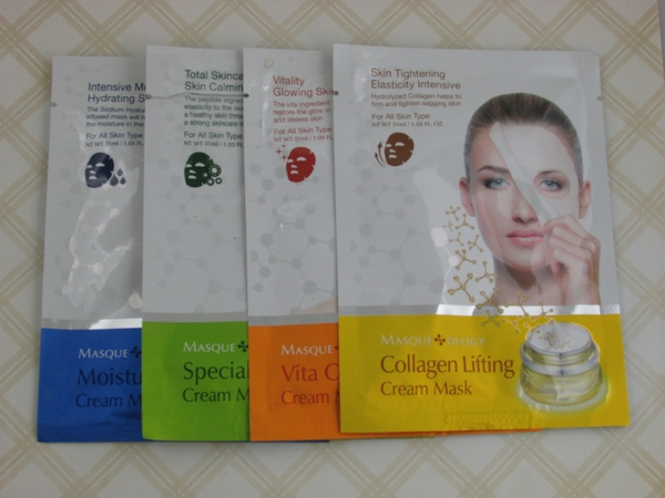 masqueology treatment sheet masks