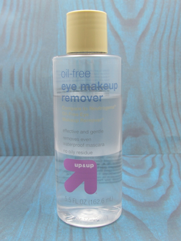 Target Up & Up Oil Free Eye Makeup Remover