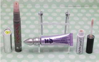 EYE PRIMERS WORTH A SECOND LOOK