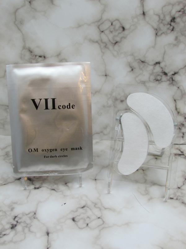 VII Code Eye Mask Package