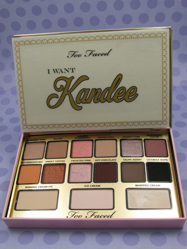 Too Faced I Want Kandee Eyeshadow Palette