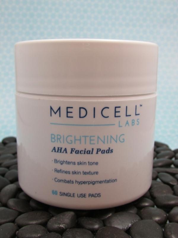 Medicell AHA Facial Pads