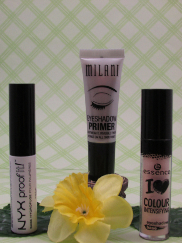3 Fierce Eye Primers P
