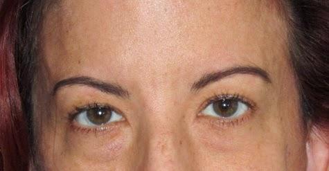 Anastasia Beverly Hills Dipbrow Pomade on Eyebrows